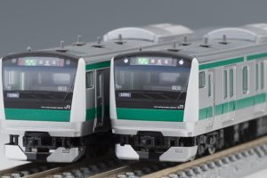 TOMIX 98373-JR E233-7000系通勤電車(埼京・川越線)基本セット