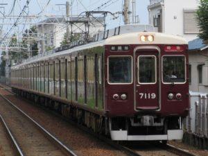 【グリーンマックス】阪急7000系・7300系 再生産