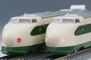 98701 JR 200系東北・上越新幹線(F編成)基本セットA
