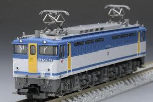 TOMIX トミックス 7135 JR EF65-2000形電気機関車(2127号機・JR貨物更新車)