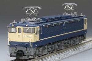 TOMIX トミックス 7136 JR EF65-1000形電気機関車(下関運転所)