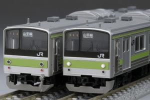 TOMIX トミックス 98699 JR 205系通勤電車(山手線)基本セット