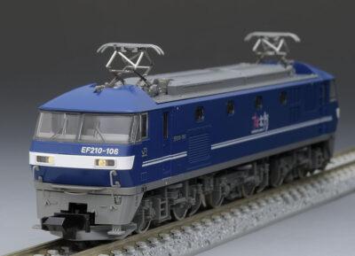 【TOMIX】EF210形100番台(新塗装)再生産