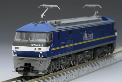 【TOMIX】EF210形300番台(桃太郎ラッピング)再生産