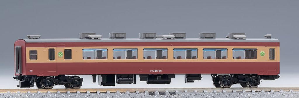 TOMIX トミックス 9004 国鉄電車 サロ455形(帯なし)