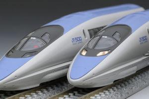 TOMIX トミックス 98710 JR 500-7000系山陽新幹線(こだま)セット