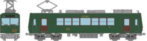 【鉄コレ】叡山電鉄700系〈ノスタルジック731〉発売
