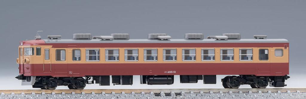 TOMIX トミックス 9001 国鉄電車 クハ455形
