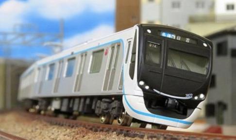 グリーンマックス GREENMAX 30968 東急電鉄3020系(目黒線・3122編成)6両編成セット(動力付き)