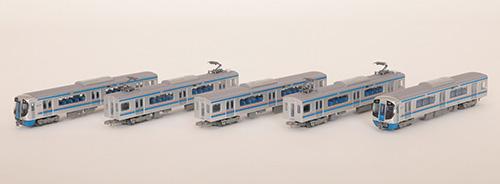 鉄道コレクション 西日本鉄道3000形 貫通5両編成セット