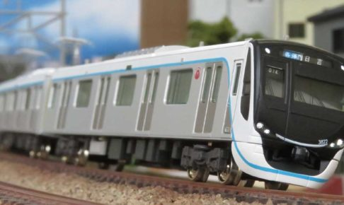 グリーンマックス 30968 東急電鉄3020系(目黒線・3122編成)6両編成セット(動力付き)