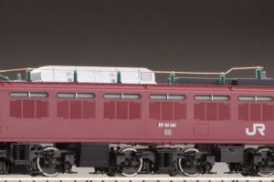 TOMIX トミックス HO-2514 JR EF81形電気機関車(長岡車両センター・ひさし付・プレステージモデル)