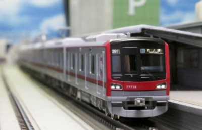 【グリーンマックス】東武鉄道70000系(71718編成)再生産