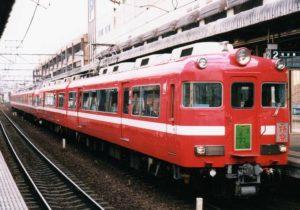【グリーンマックス】名鉄7700系(白帯車)再生産
