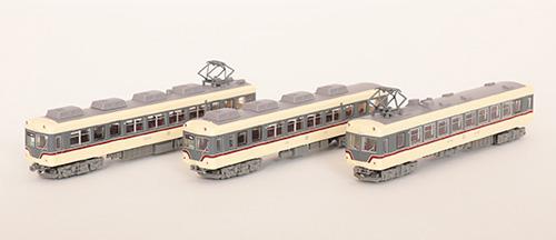鉄道コレクション 富山地方鉄道14720形+14790形3両セット