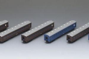 TOMIX トミックス 98712 国鉄 旧型客車(東北本線普通列車)セット