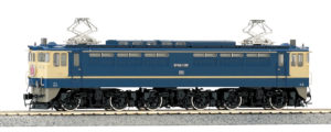 【KATO】(HO)EF65形1000番台(後期形)再生産