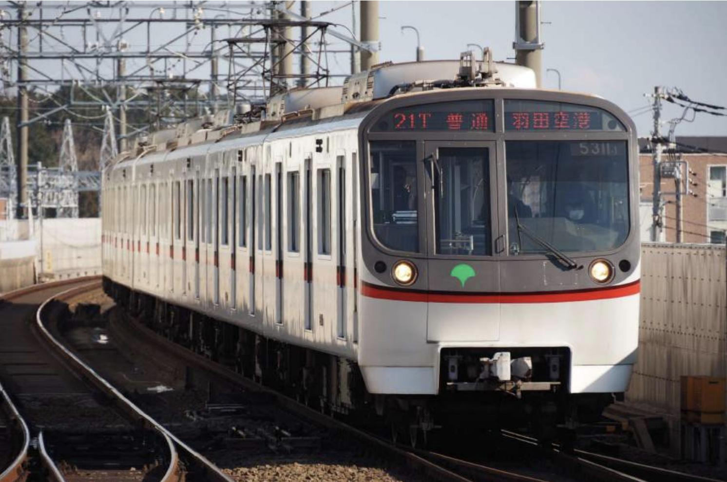 都営浅草線5300形 ショートスカート ベビーカーマーク付 8両セット