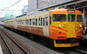 【TOMIX】しなの鉄道 115系(台湾鉄道自強号色)発売