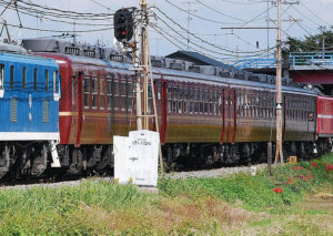 【マイクロエース】秩父鉄道12系 パレオエクスプレス(赤茶)発売