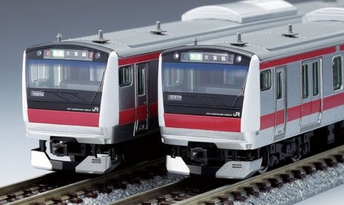 TOMIX 98409-JR E233-5000系電車(京葉線)基本セット