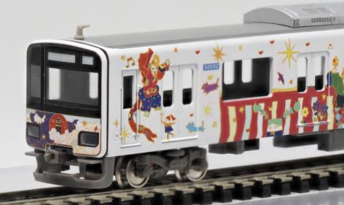 グリーンマックス 東武鉄道50090型(池袋・川越アートトレイン)50668 50669