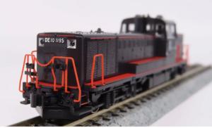 【KATO】DE10形1195号機(JR九州仕様・登場時)発売