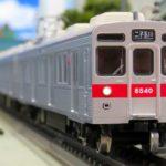 GREENMAX グリーンマックス gm 30374 東急電鉄8500系(大井町線・8640編成・赤帯)5両編成セット(動力付き)