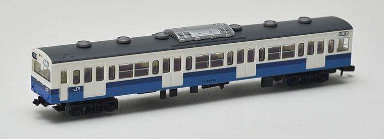 【鉄コレ】NewDays・NewDaysKIOSKオリジナル 鉄道コレクション第3弾 ②103系仙石線クハ103-552