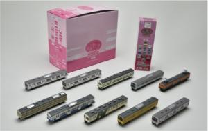 【鉄コレ】NewDays・NewDaysKIOSKオリジナル 鉄道コレクション第3弾 発売