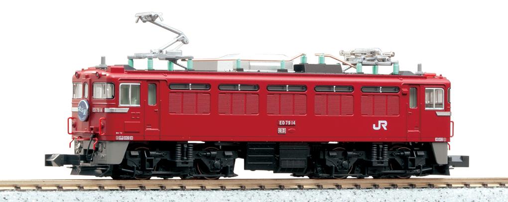 KATO 3076-1 ED79 シングルアームパンタグラフ