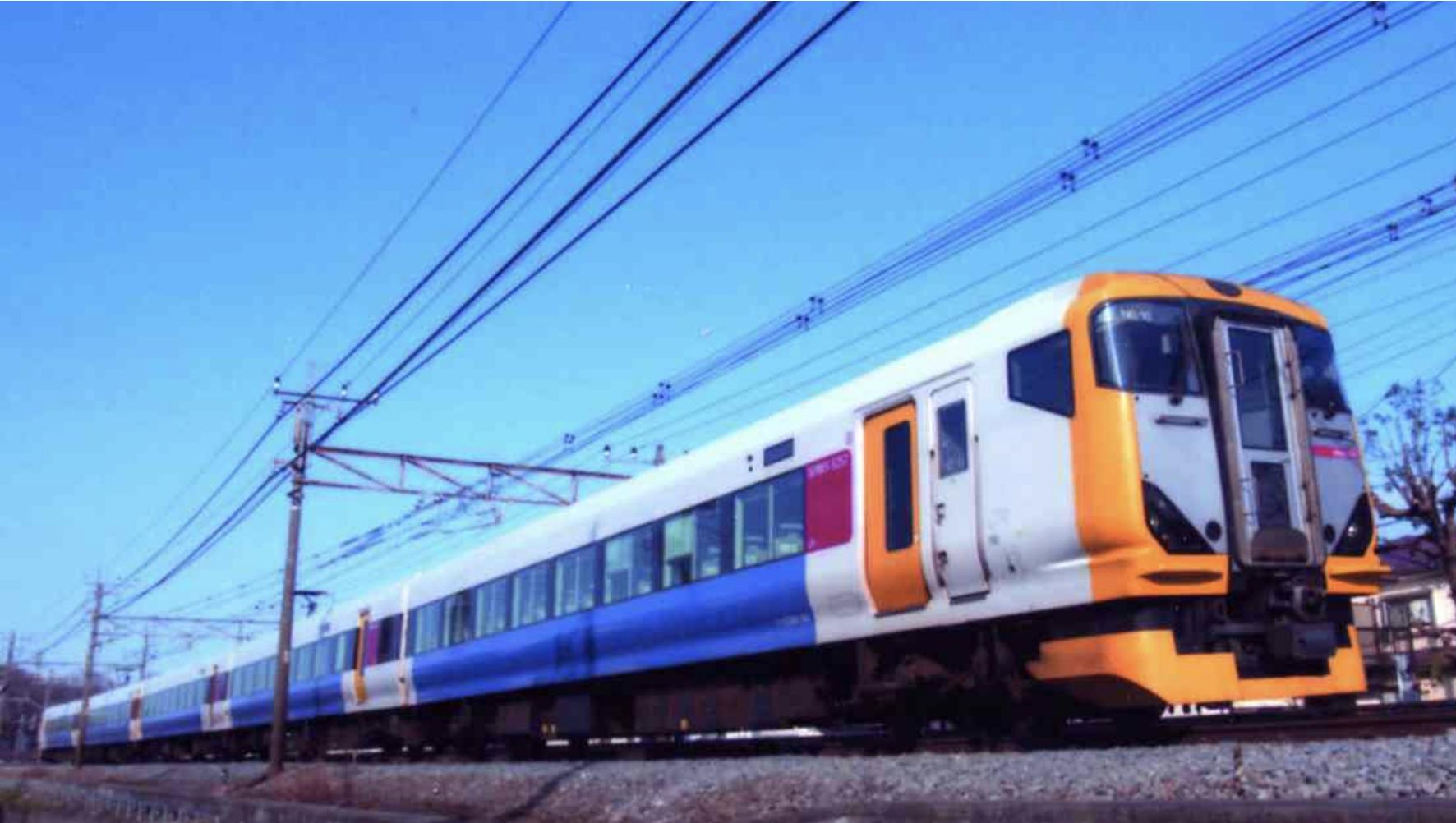 マイクロエース257系500番代 波動用 赤 NB-10編成 5両セット