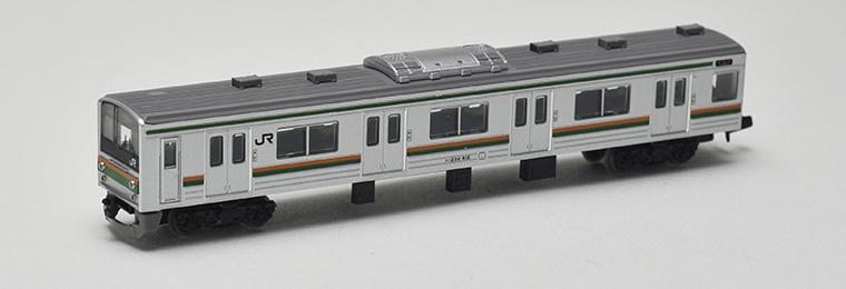 【鉄コレ】NewDays・NewDaysKIOSKオリジナル 鉄道コレクション第3弾 ⑥205系宇都宮線クハ204-612