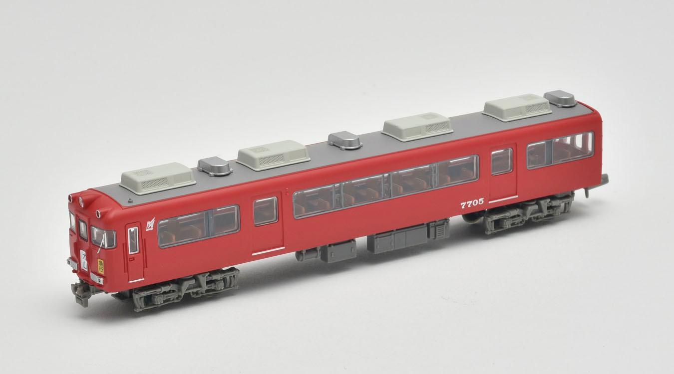 鉄道コレクション第30弾 名古屋鉄道7700系(7705)