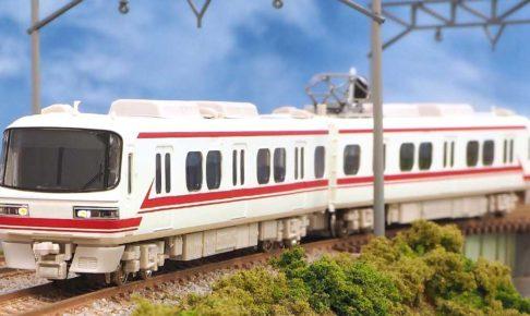 GREENMAX グリーンマックス gm 30376 名鉄1800系(旧塗装)基本2両編成セット(動力付き)