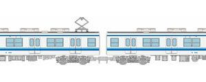 鉄道コレクション 東武鉄道8000系8564編成2両セット