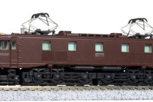 KATO 3020-4 EF58 初期形 大窓 茶