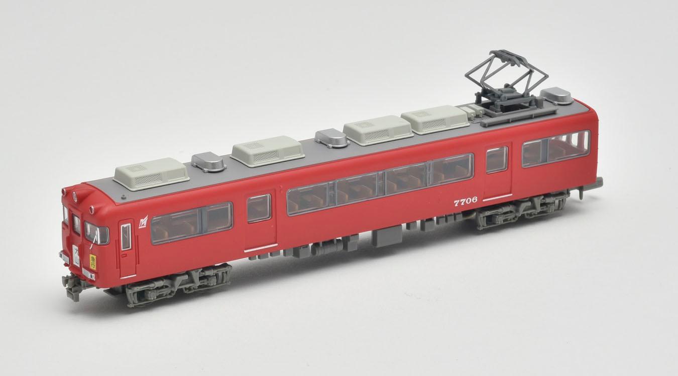 鉄道コレクション第30弾 名古屋鉄道7700系(7706)