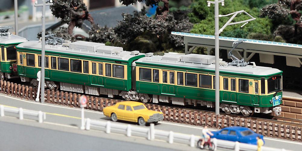 NT166 MODEMO 江ノ島電鉄20形「22F」(M車)