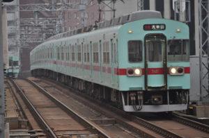 【マイクロエース】西日本鉄道5000形 発売