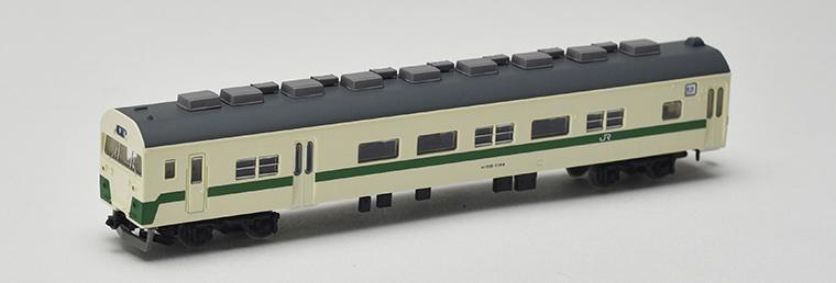 【鉄コレ】NewDays・NewDaysKIOSKオリジナル 鉄道コレクション第3弾 ⑧715系1000番代東北本線クハ715-1104