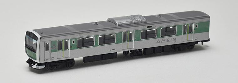 【鉄コレ】NewDays・NewDaysKIOSKオリジナル 鉄道コレクション第3弾 ⑨EV-E301系(ACCUM)烏山線EV-E300-4