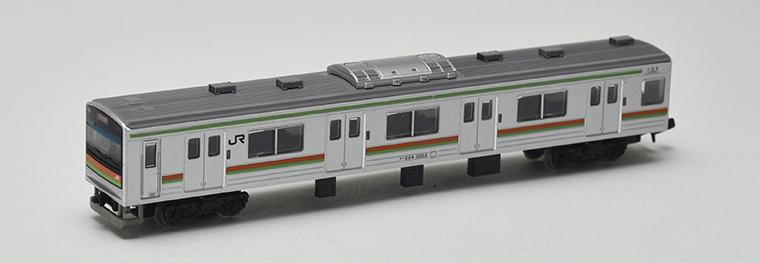 【鉄コレ】NewDays・NewDaysKIOSKオリジナル 鉄道コレクション第3弾 ⑦205系3000番代川越線・八高線クハ204-3003