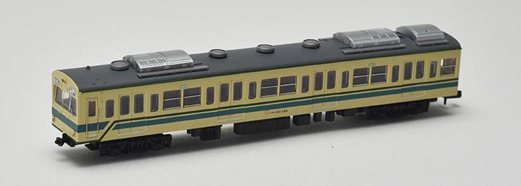 【鉄コレ】NewDays・NewDaysKIOSKオリジナル 鉄道コレクション第3弾 101系南武支線クモハ101-130