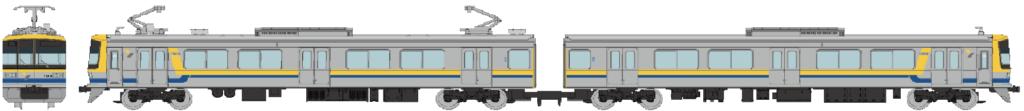 鉄道コレクション 横浜高速鉄道 Y000系 こどもの国線(通常色)