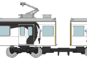 鉄道コレクション 横浜高速鉄道 Y000系 こどもの国線(うしでんしゃ)