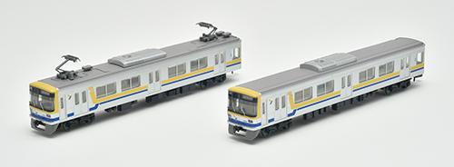 鉄道コレクション 横浜高速鉄道Y000系 こどもの国線(通常色)2両セット