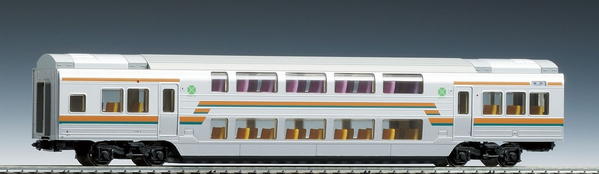 TOMIX HO-6020 JR電車サロ124形(湘南色)