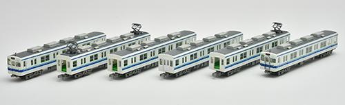 鉄道コレクション 東武鉄道8000系81114編成6両セット