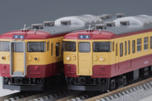 TOMIX トミックス 98418 JR 115-1000系近郊電車(懐かしの新潟色・N40編成)セット